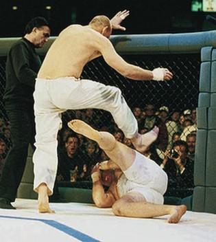 UFC1_Gordeau